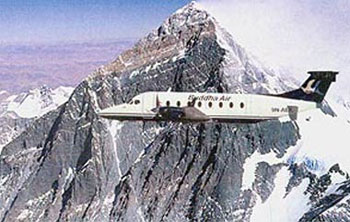 Everest Experience by Mountain Flight