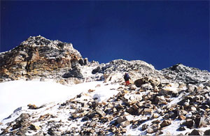 Langtang Trek with Yala Peak Climbing